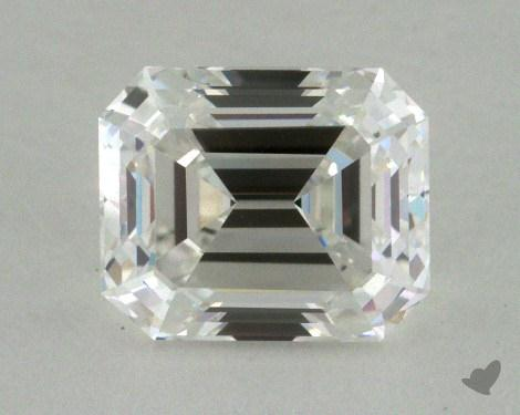 1.12 Carat G-VVS2 Emerald Cut  Diamond