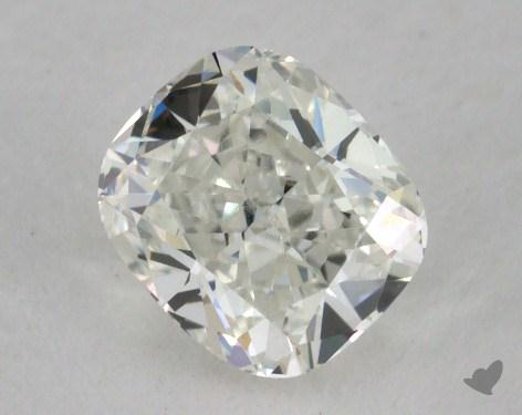 0.74 Carat H-IF Cushion Cut  Diamond