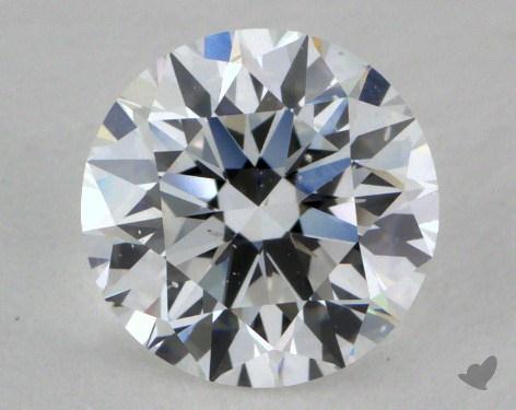 1.22 Carat E-SI1 Excellent Cut Round Diamond