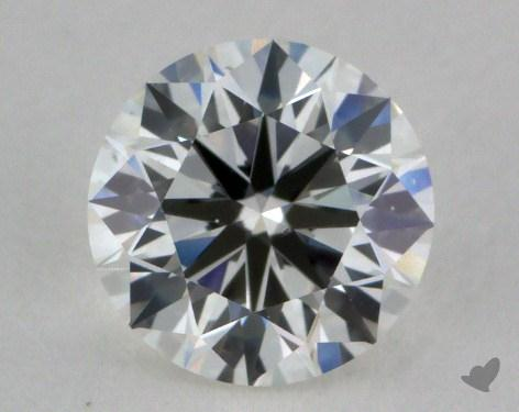 0.70 Carat H-VS2 Very Good Cut Round Diamond