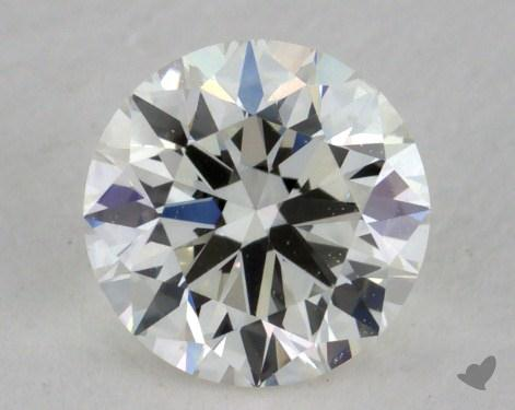 0.71 Carat I-VS2 Very Good Cut Round Diamond