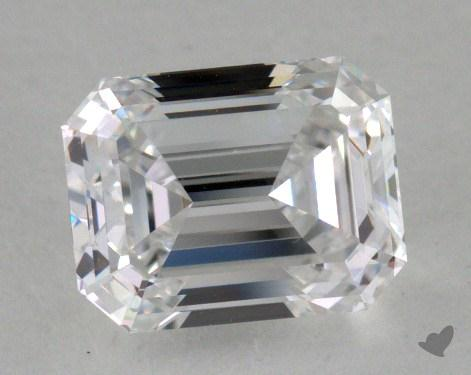 1.19 Carat D-VVS1 Emerald Cut Diamond