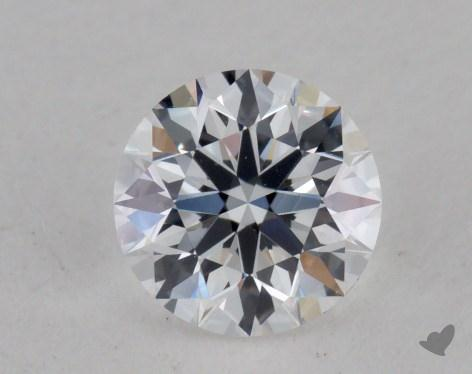 0.46 Carat E-IF Excellent Cut Round Diamond