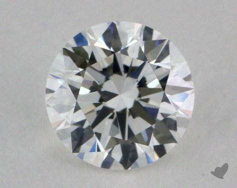 0.46 Carat E-VS1 Excellent Cut Round Diamond
