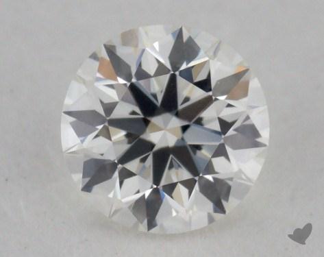 0.47 Carat H-IF Excellent Cut Round Diamond