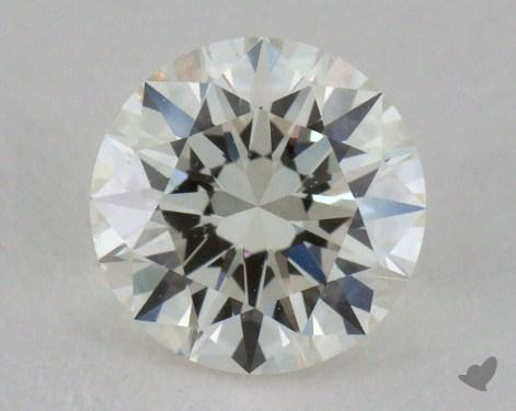 0.75 Carat I-VVS1 Very Good Cut Round Diamond