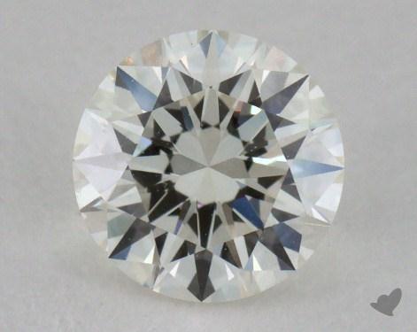 0.75 Carat I-VVS1 Very Good Cut Round Diamond