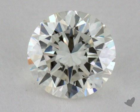 0.72 Carat I-SI1 Good Cut Round Diamond