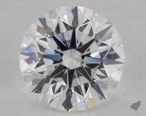 1.74 Carat I-SI2 Excellent Cut Round Diamond