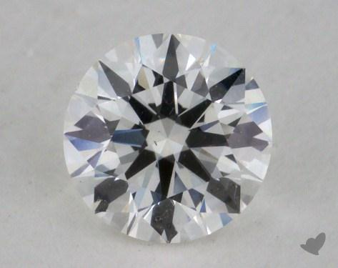0.50 Carat F-VS2 Excellent Cut Round Diamond
