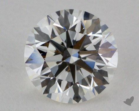 0.93 Carat H-VS2 Ideal Cut Round Diamond