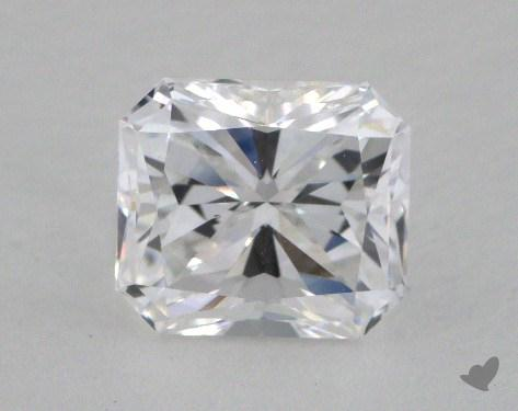 1.55 Carat D-SI1 Radiant Cut Diamond