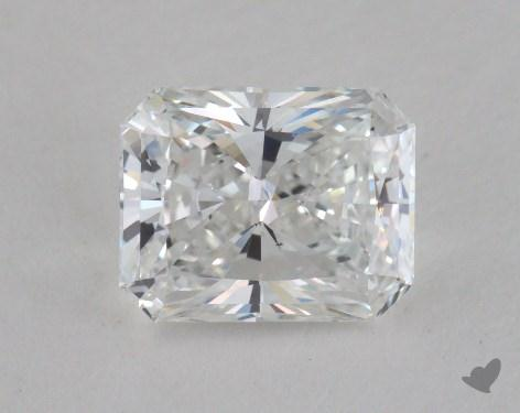 1.59 Carat E-VS2 Radiant Cut Diamond