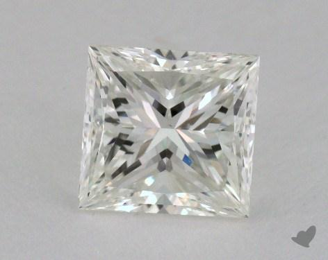 1.91 Carat I-VS1 Ideal Cut Princess Diamond