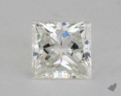 1.70 Carat H-SI1 Very Good Cut Princess Diamond