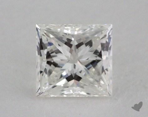 1.71 Carat G-VS2 Princess Cut  Diamond