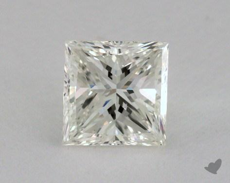 1.94 Carat I-VS2 Very Good Cut Princess Diamond