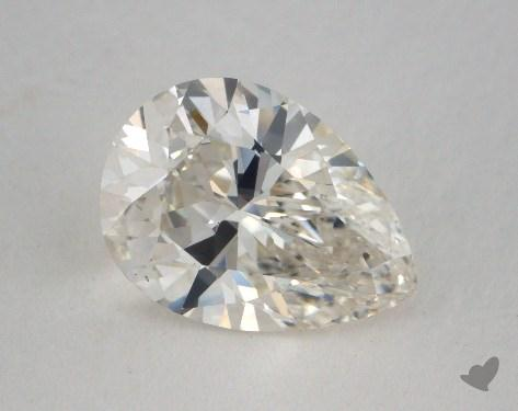 1.67 Carat I-VS2 Pear Cut Diamond 
