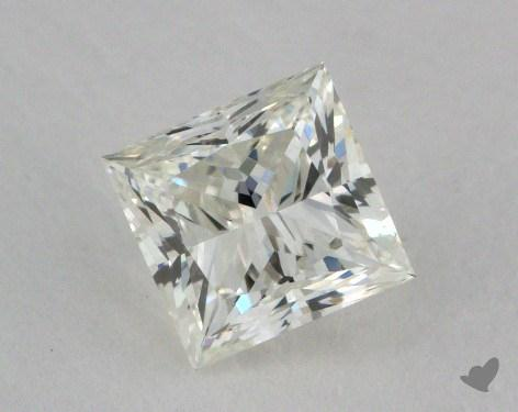 0.70 Carat I-VVS2 Very Good Cut Princess Diamond