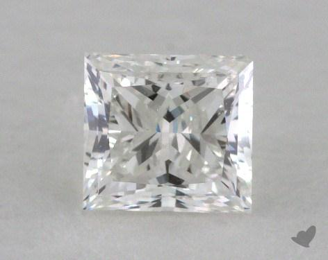 0.70 Carat F-VS2 Good Cut Princess Diamond