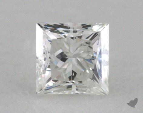 0.70 Carat E-VVS1 Very Good Cut Princess Diamond