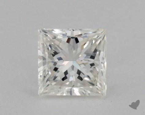 1.63 Carat I-VS2 Princess Cut  Diamond