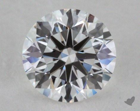 0.70 Carat F-VS2  True Hearts<sup>TM</sup> Ideal  Diamond