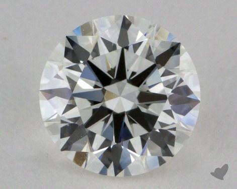 0.70 Carat I-VS1 True Hearts<sup>TM</sup> Ideal Diamond