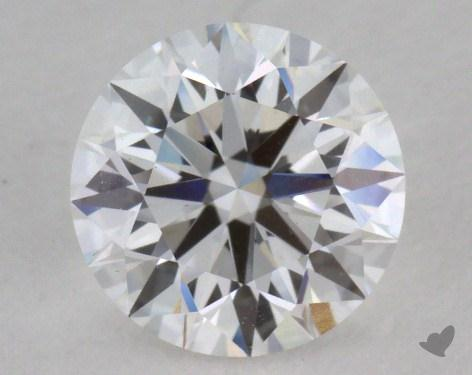 0.81 Carat E-VS2  True Hearts<sup>TM</sup> Ideal  Diamond