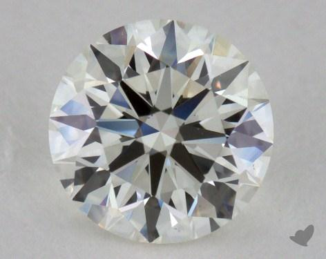 0.90 Carat I-VS2 True Hearts<sup>TM</sup> Ideal Diamond