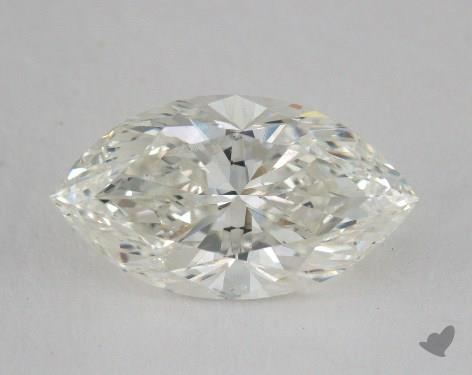 2.04 Carat I-SI1 Marquise Cut  Diamond