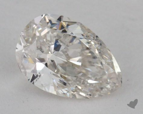 1.51 Carat I-SI2 Pear Shape Diamond