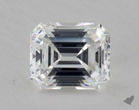 2.09 Carat E-VS1 Emerald Cut Diamond