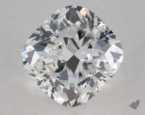 2.41 Carat D-SI1 Cushion Cut Diamond