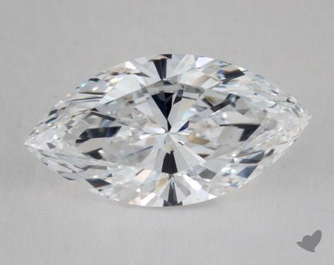 2.57 Carat D-IF Marquise Cut  Diamond