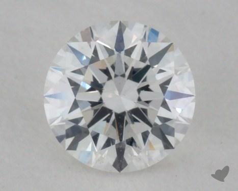 0.30 Carat E-SI2 Excellent Cut Round Diamond