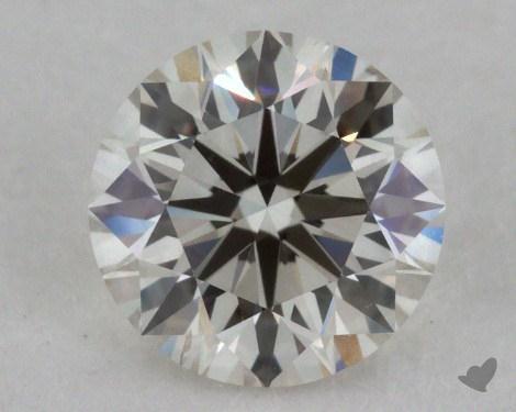 0.70 Carat I-SI1 Ideal Cut Round Diamond