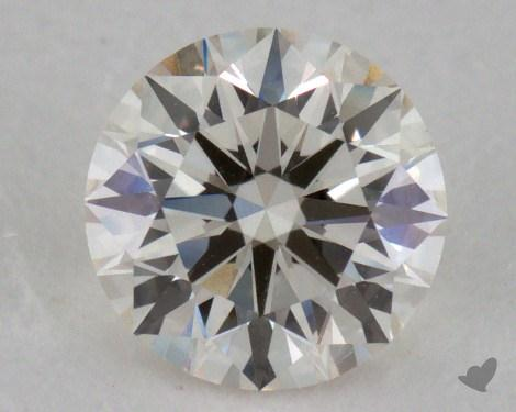 0.72 Carat J-VS2 Round Diamond