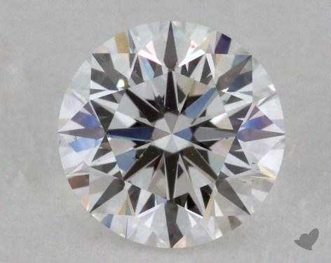 0.82 Carat F-VS2 Excellent Cut Round Diamond