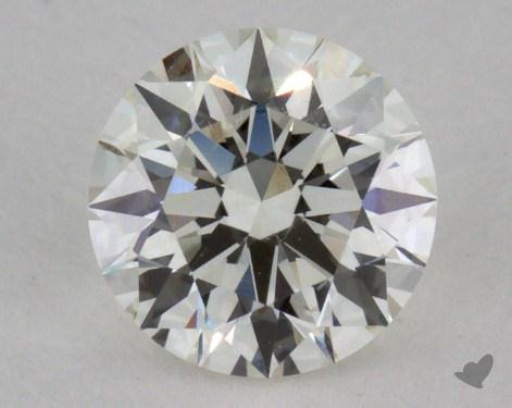 0.62 Carat I-SI1 Excellent Cut Round Diamond