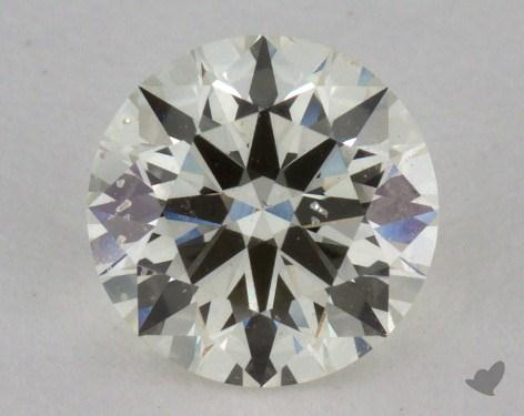 0.82 Carat J-SI2 Excellent Cut Round Diamond