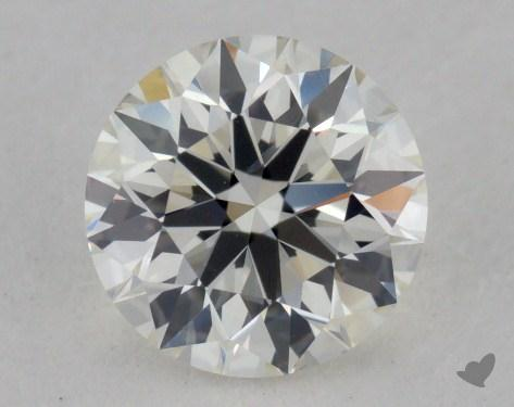 0.74 Carat J-SI2 Ideal Cut Round Diamond