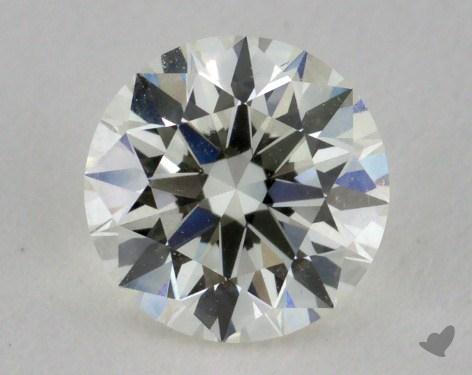 0.70 Carat J-VVS2 Ideal Cut Round Diamond