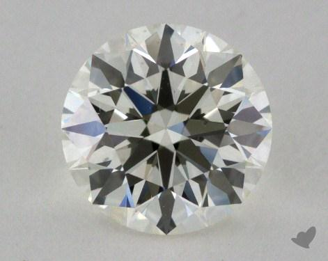 0.75 Carat J-VS2 Round Diamond