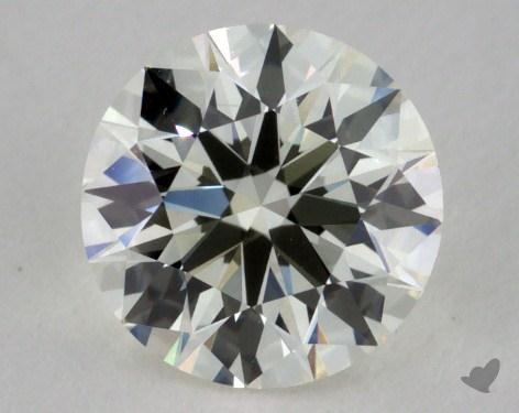0.83 Carat K-VS2 Ideal Cut Round Diamond