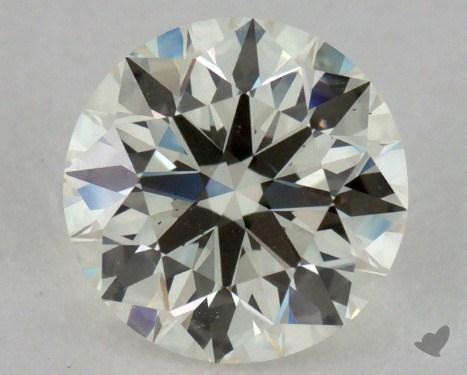 0.84 Carat K-VS2 Ideal Cut Round Diamond