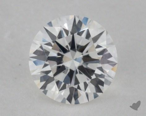 0.75 Carat G-VS2 Excellent Cut Round Diamond