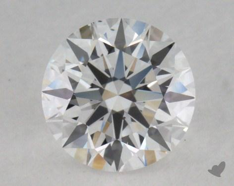 0.70 Carat E-VS2 Excellent Cut Round Diamond