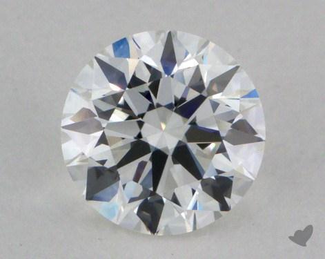 0.73 Carat F-SI2 Excellent Cut Round Diamond