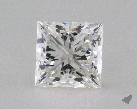 1.16 Carat G-SI1 Princess Cut  Diamond